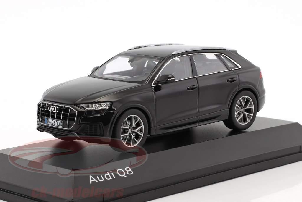 Audi Q8 orca negro 1:43 Norev