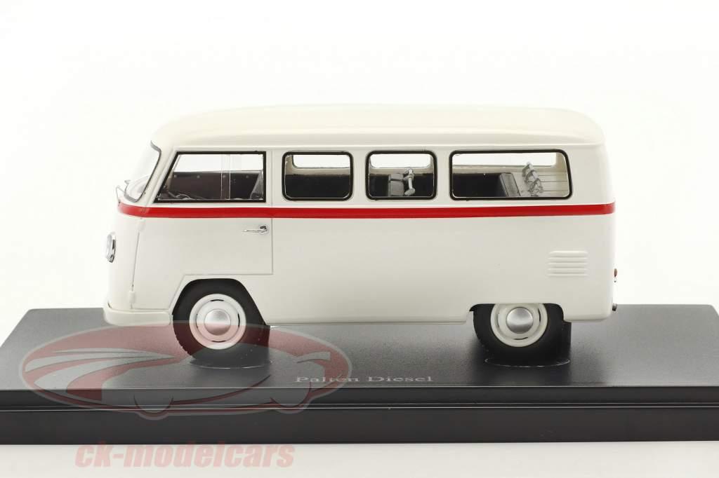 Volkswagen VW Palten Diesel Kastenwagen Baujahr 1954 weiß 1:43 AutoCult