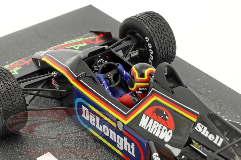 Stefan Bellof Tyrrell 012 #4 Monaco GP formula 1 1984 1:18 Minichamps