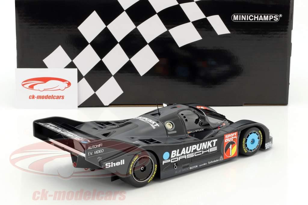 Porsche 962C #1 gagnant Supercup Nürburgring 1986 Stuck 1:18 Minichamps