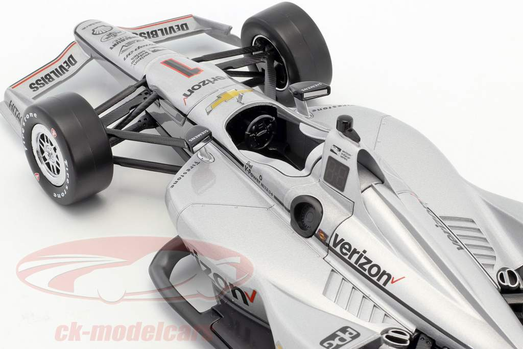 Josef Newgarden Chevrolet #1 IndyCar Series 2018 Team Penske (Verizon) 1:18 Greenlight