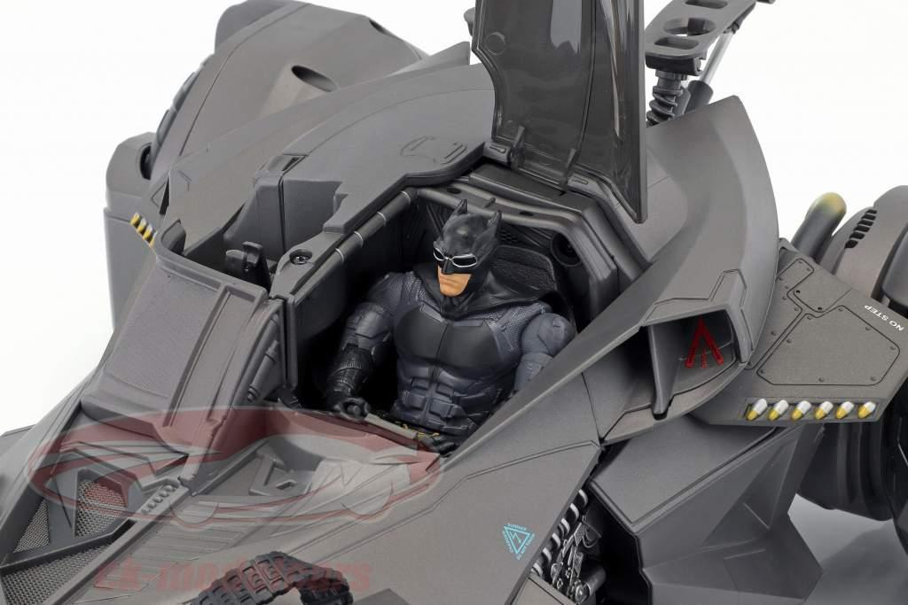 Batmobile da il film Justic League 2017 con batman cifra RC-Car 1:10 HotWheels