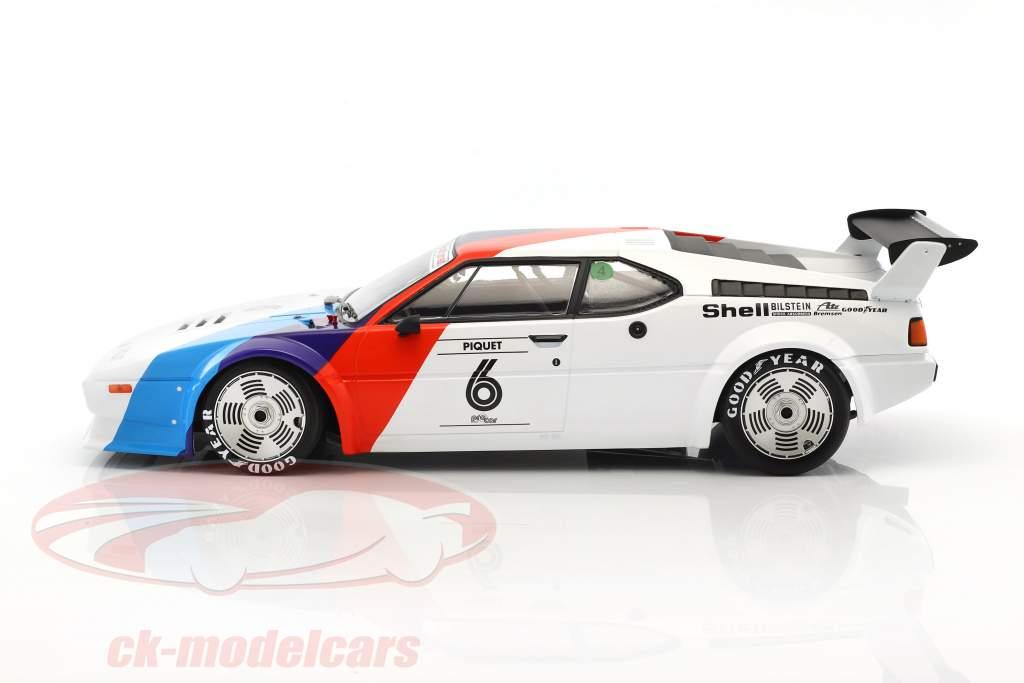 BMW M1 Procar #6 Procar Series 1979 Nelson Piquet 1:12 Minichamps