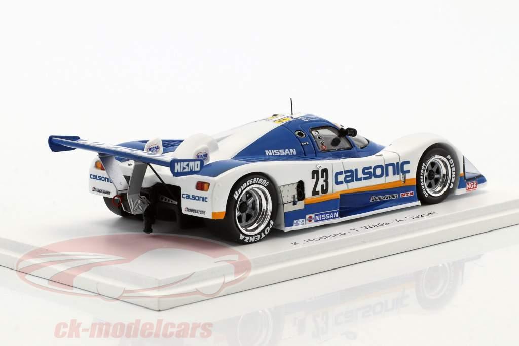 Nissan R88C #23 24h LeMans 1988 Hoshino, Wada, Suzuki 1:43 Spark