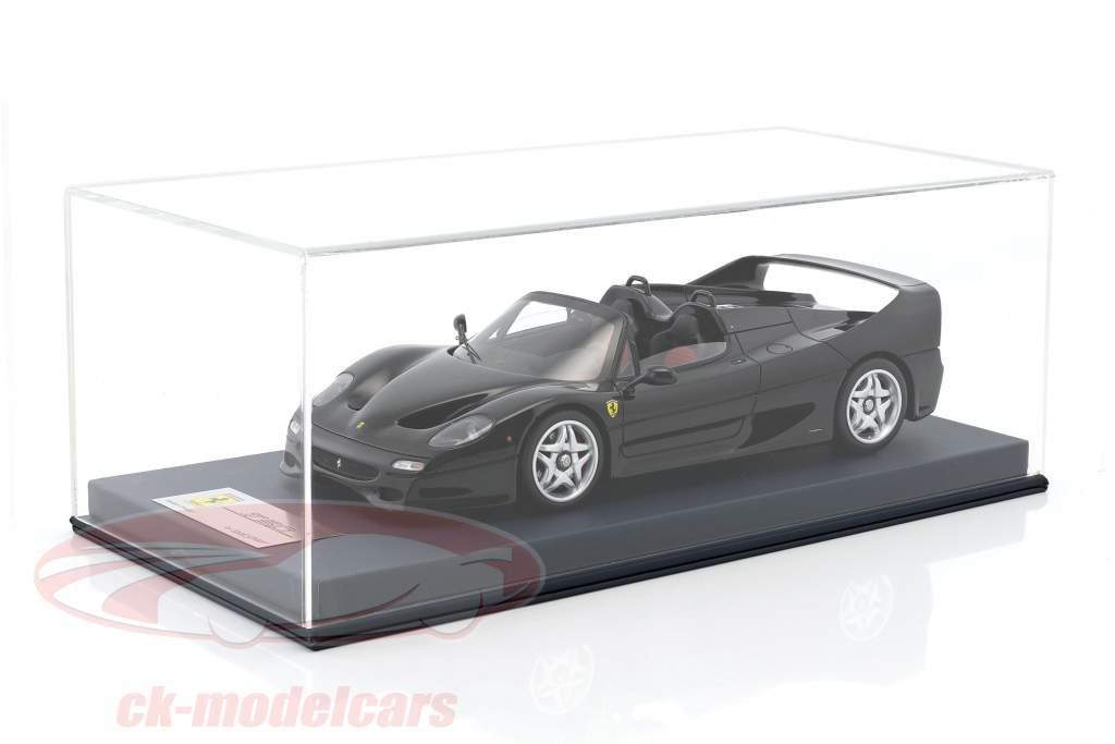 Ferrari F50 Spider black With Showcase 1:18 LookSmart
