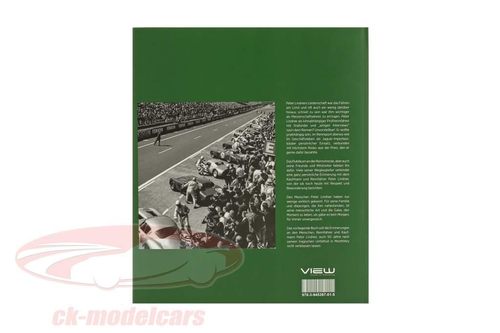 libro Peter Lindner Rennsportjahre 1955-1964 de Peter Hoffmann / Thomas Fritz