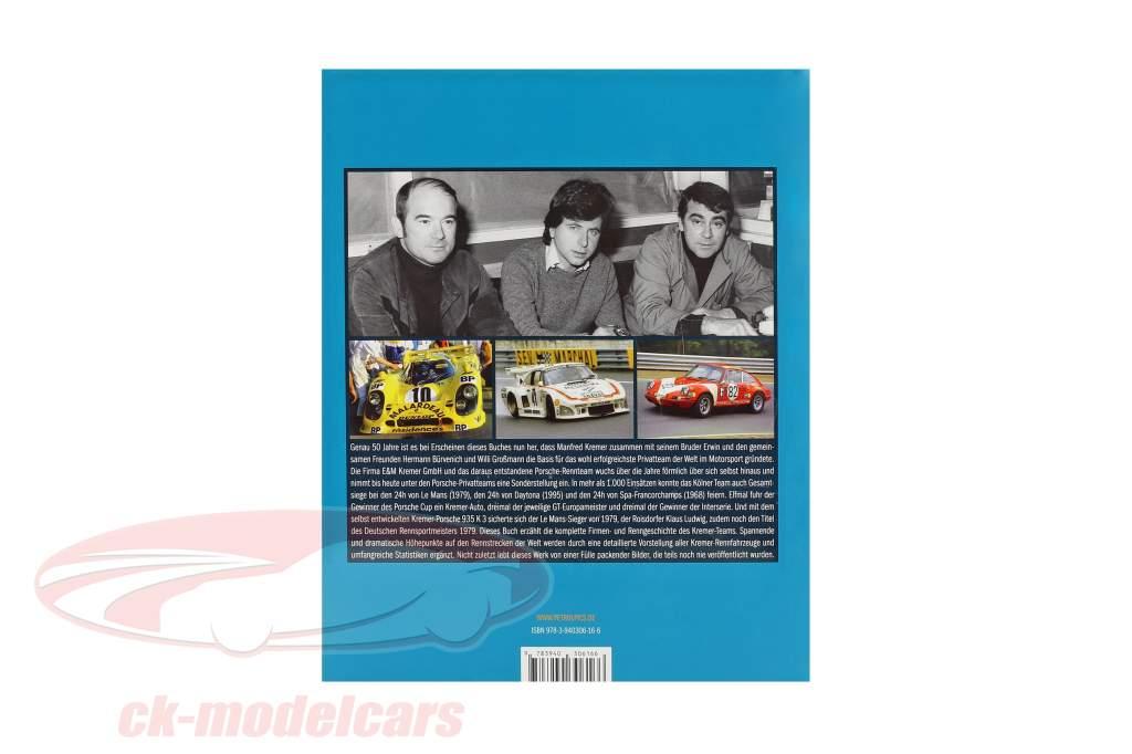 Buch: Porsche Kremer - Eine Erfolgsstory 1962-2012