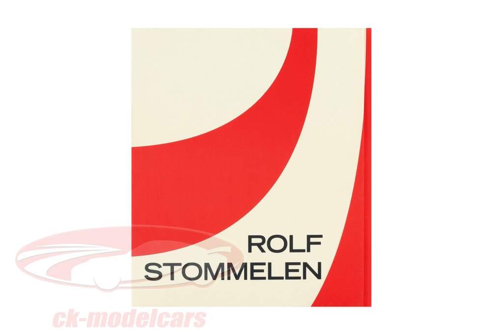 livre Rolf Stommelen: Der Rolf - Rennfahrer für alle Fälle  (limitée Edition)