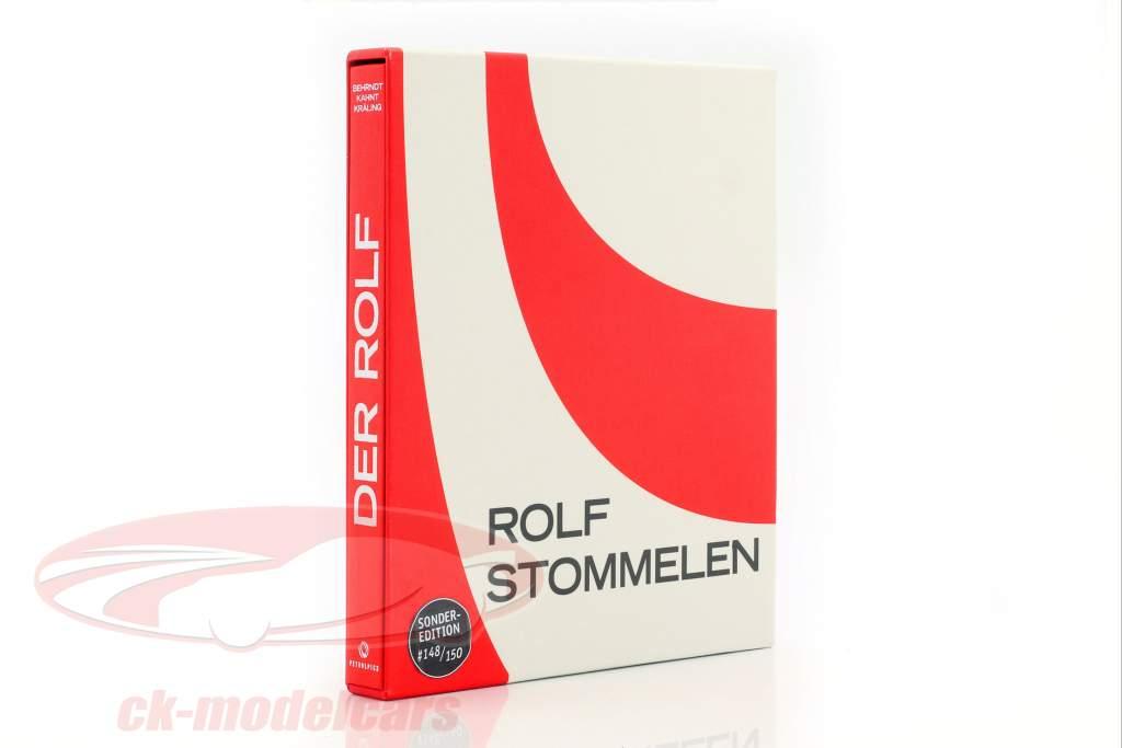 Buch Rolf Stommelen: Der Rolf - Rennfahrer für alle Fälle  (Limited Edition)