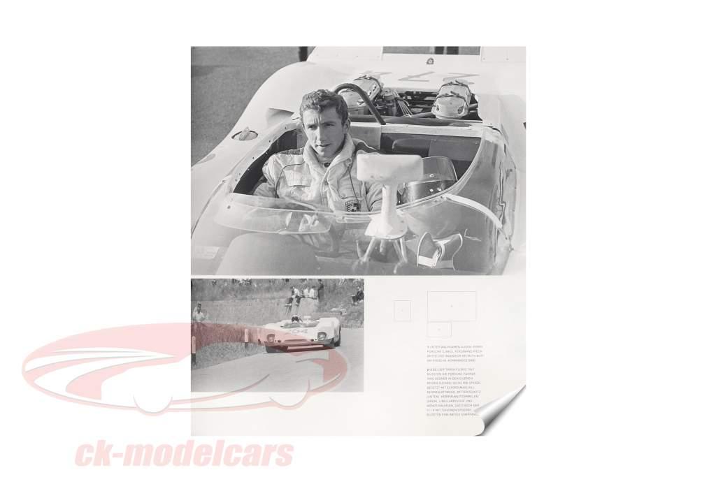 livro: campeão do mundo por técnico KO - um temporada de corridas com Porsche de Helmut Zwickl