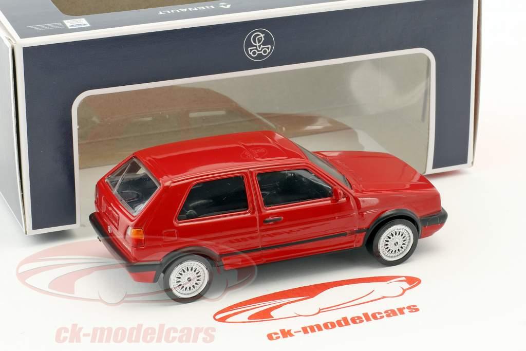 Volkswagen VW Golf GTI G60 anno di costruzione 1990 Jet Car rosso 1:43 Norev