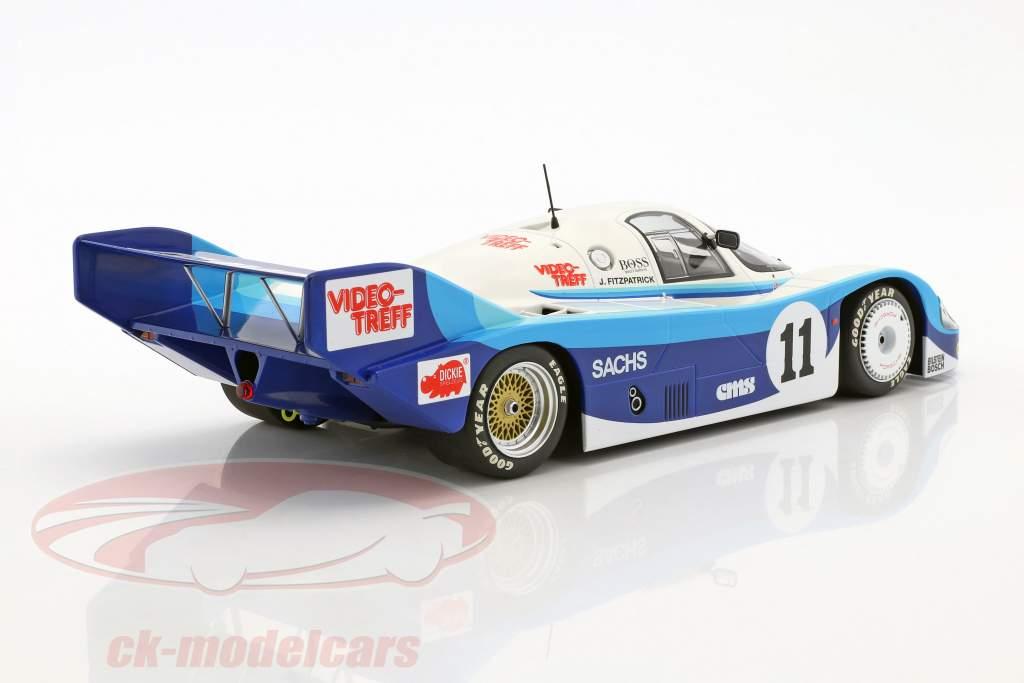 Porsche 956K #11 200 Meilen von Nürnberg 1983 David Hobbs 1:18 Minichamps