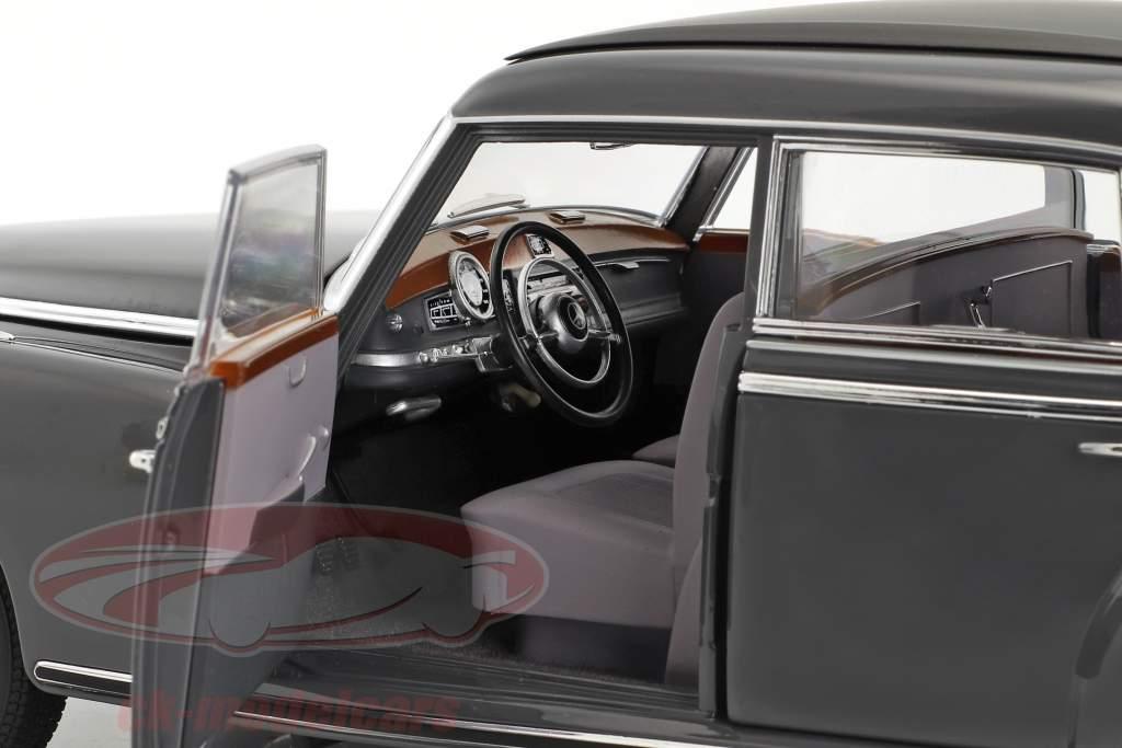 Mercedes-Benz 300 year 1955 dark gray 1:18 Norev