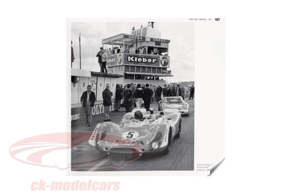 Buch: PROTOTYPE - Porsche Racing History in Photographs - Part III 1964-1974