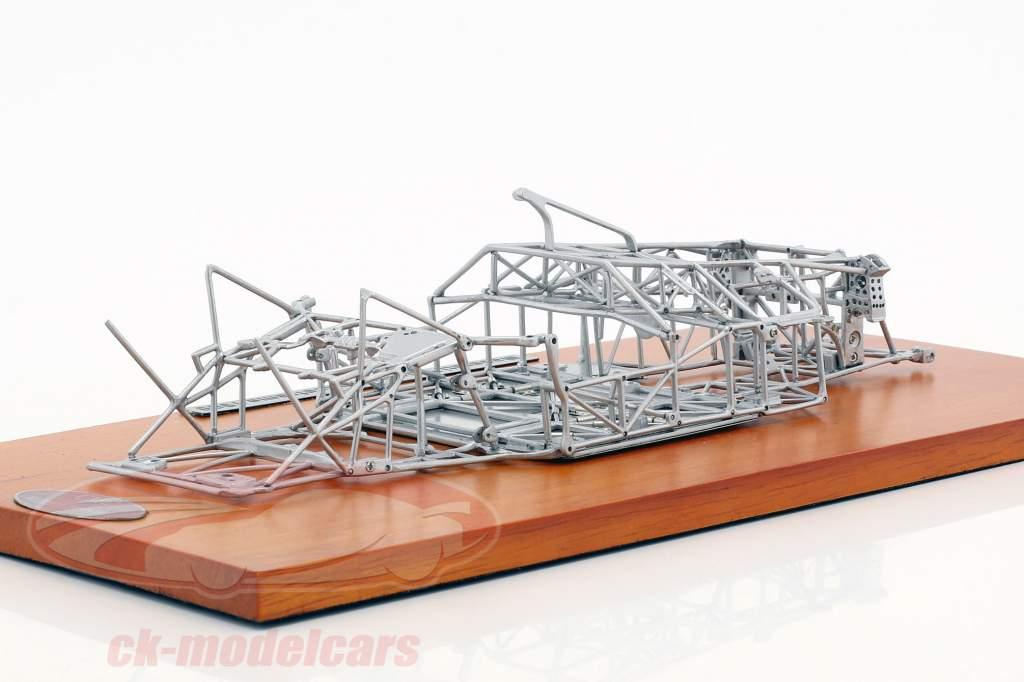 Maserati Tipo 61 Birdcage année de construction 1960 Space Frame 1:18 CMC