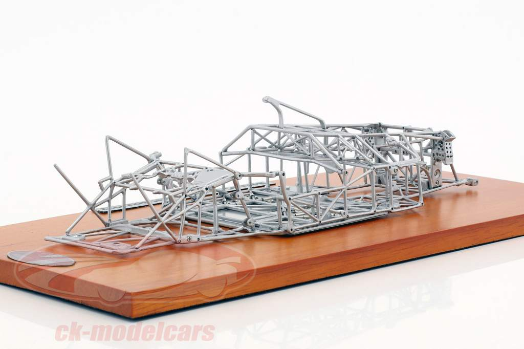Maserati Tipo 61 Birdcage Opførselsår 1960 Space ramme 1:18 CMC