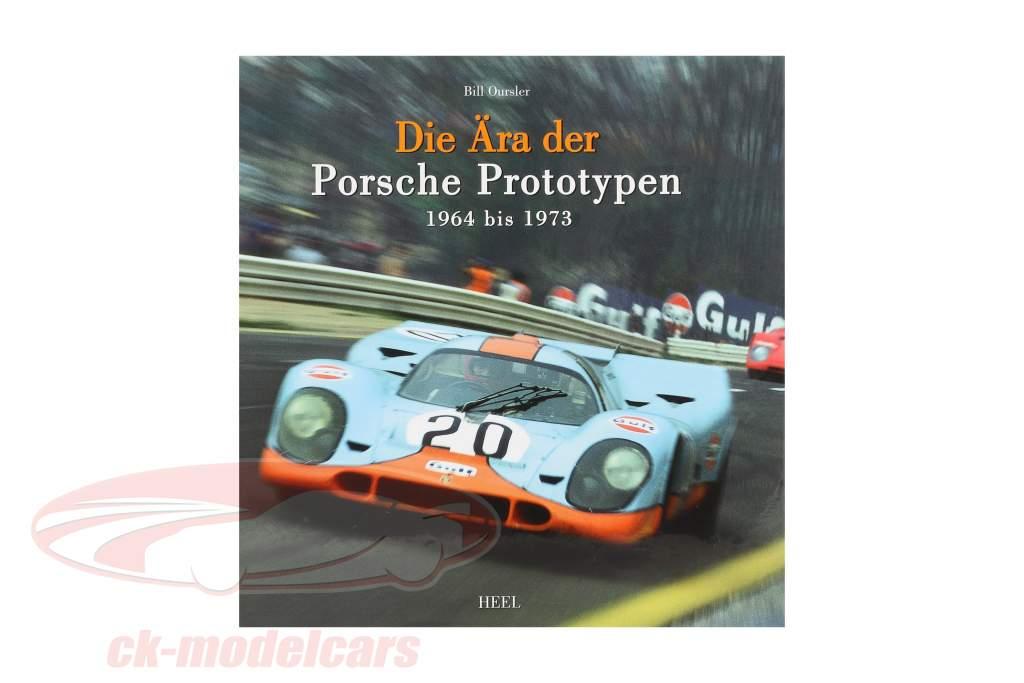 Livre: Le Ère la Porsche Prototypes - 1964 à 1973