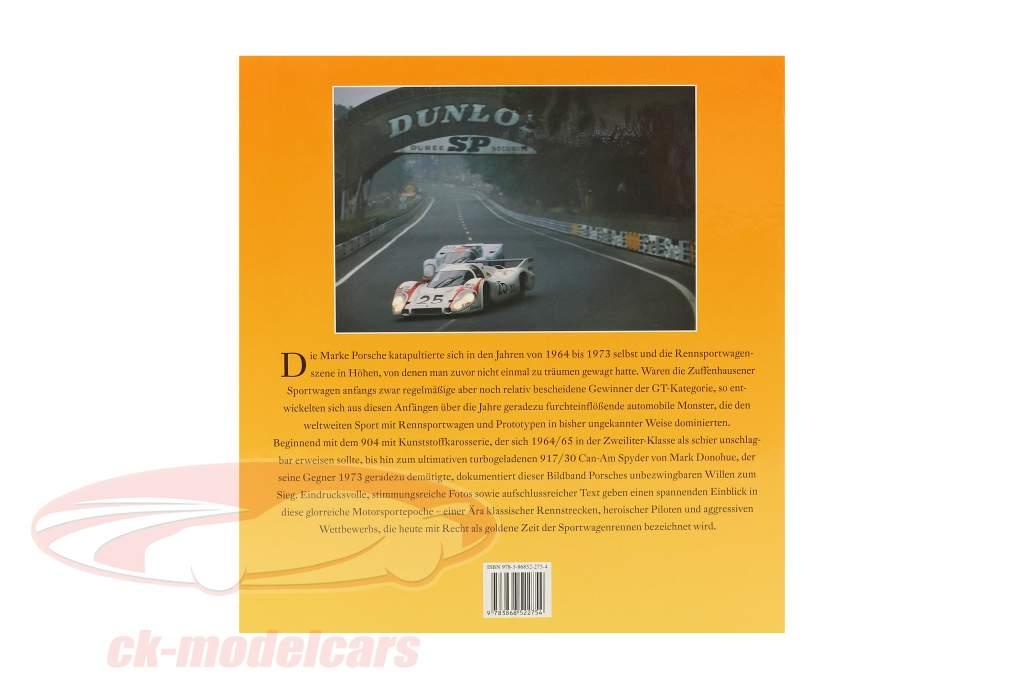 Boek: De Tijdperk de Porsche Prototypes - 1964 naar 1973