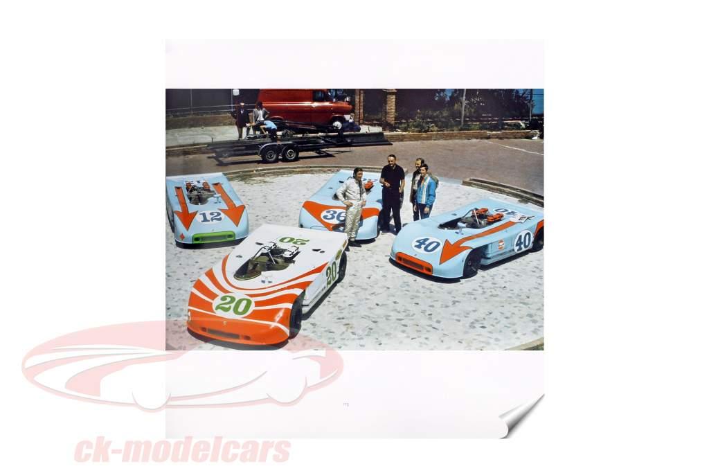 Buch: Die Ära der Porsche Prototypen - 1964 bis 1973
