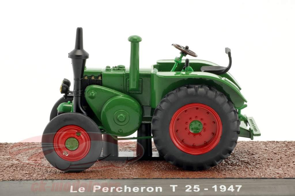 Le Percheron T 25 tracteur année de construction 1947 vert 1:32 Traktor