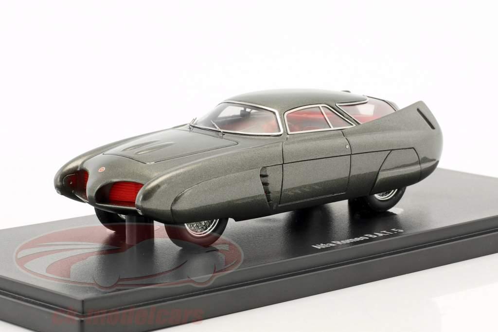 Alfa Romeo B.A.T 5 year 1953 dark gray 1:43 AutoCult