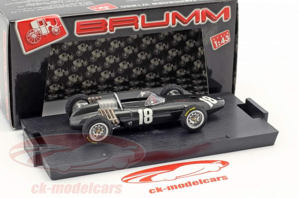 Richie Ginther BRM P57 #18 Niederlande GP Formel 1 1962 1:43 Brumm