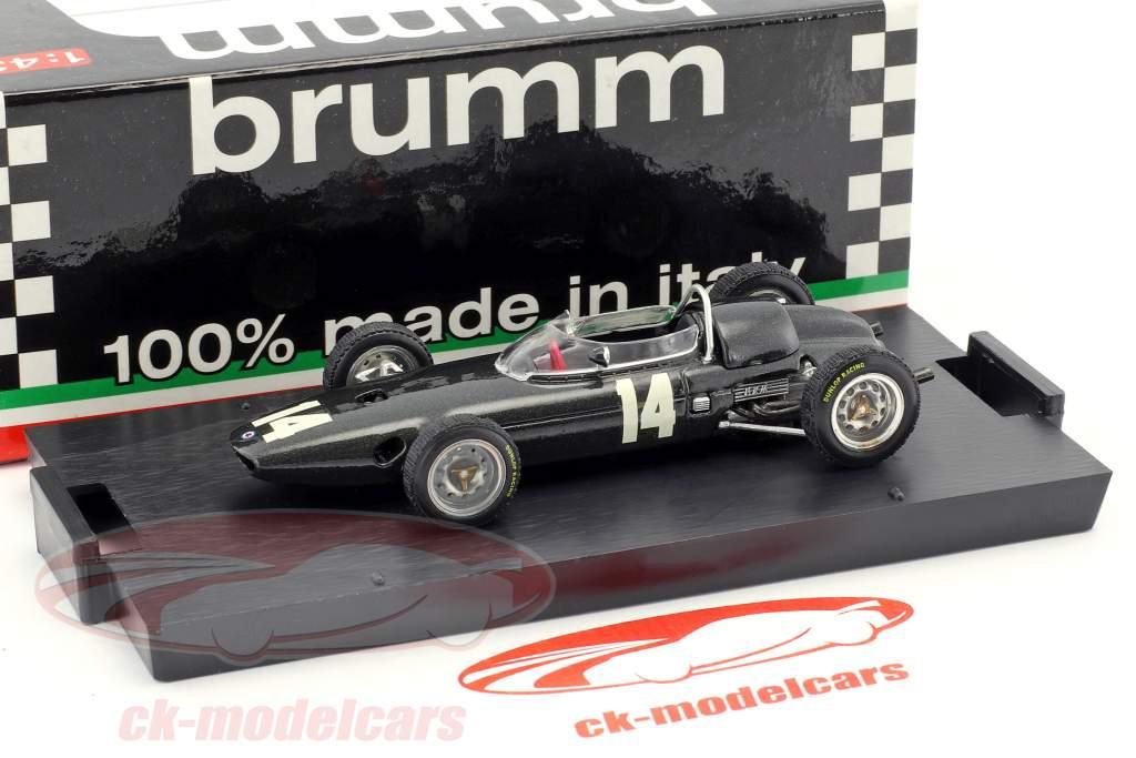 Graham Hill BRM P57 #14 gagnant italien GP champion du monde formule 1 1962 1:43 Brumm