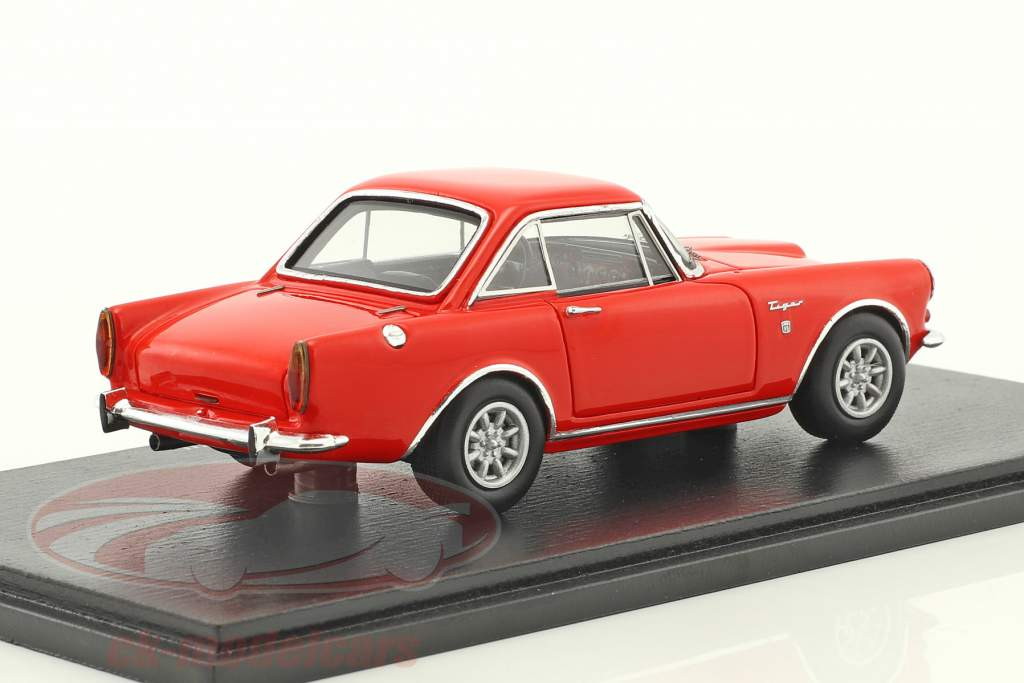 Sunbeam Alpine Tiger MKII red 1:43 Spark