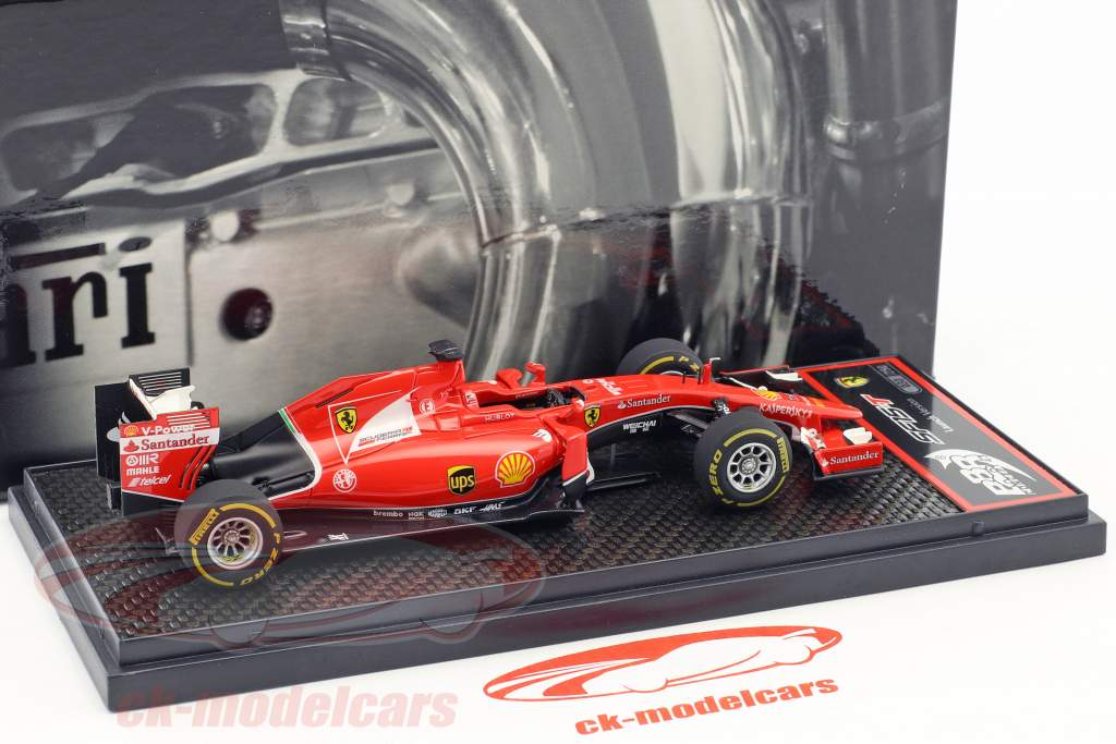 Ferrari SF15-T Launch Version formule 1 2015 1:43 BBR