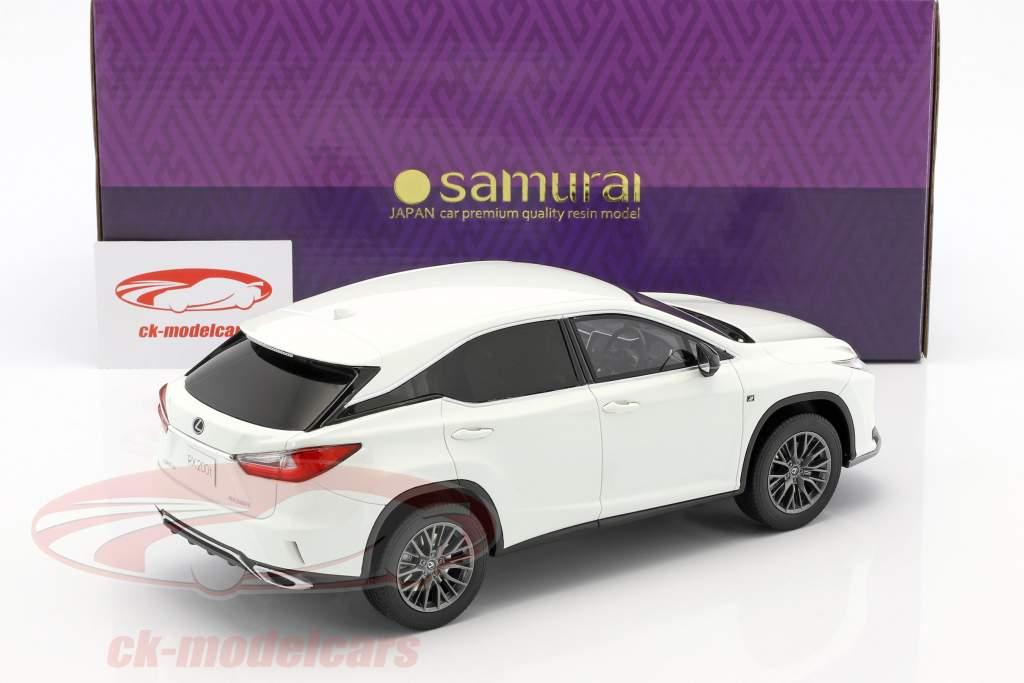 Lexus RX 200t F Sport white 1:18 Kyosho