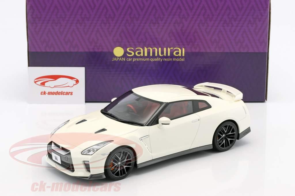Nissan GT-R R35 weiß 1:18 Kyosho