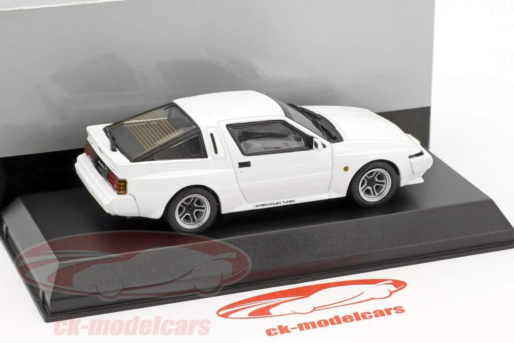 Mitsubishi Starion 2600 GSR-VR year 1988 white 1:43 Kyosho