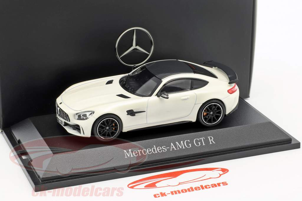 Mercedes-Benz AMG GT R diamant weiß 1:43 Norev