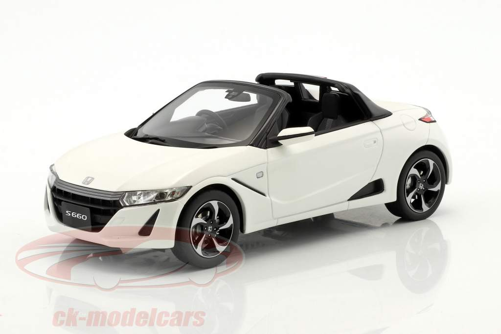 Honda S660 année de construction 2016 blanc 1:18 Kyosho