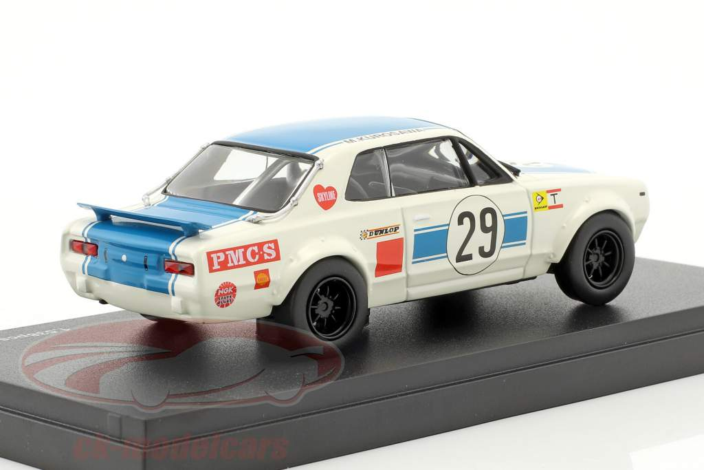 Nissan Skyline 2000 GT-R #29 M. Kurosawa 1:43 Kyosho
