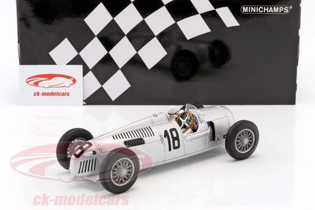 Auto Union Typ C #18 Winner Eifelrennen formula 1 1936 Rosemeyer 1:18 Minichamps