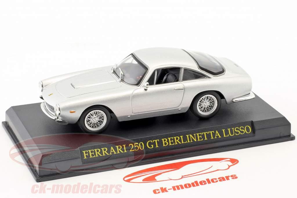 Ferrari 250 GT Berlinetta Lusso argento 1:43 Altaya