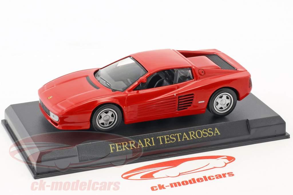 Ferrari Testarossa rouge 1:43 Altaya