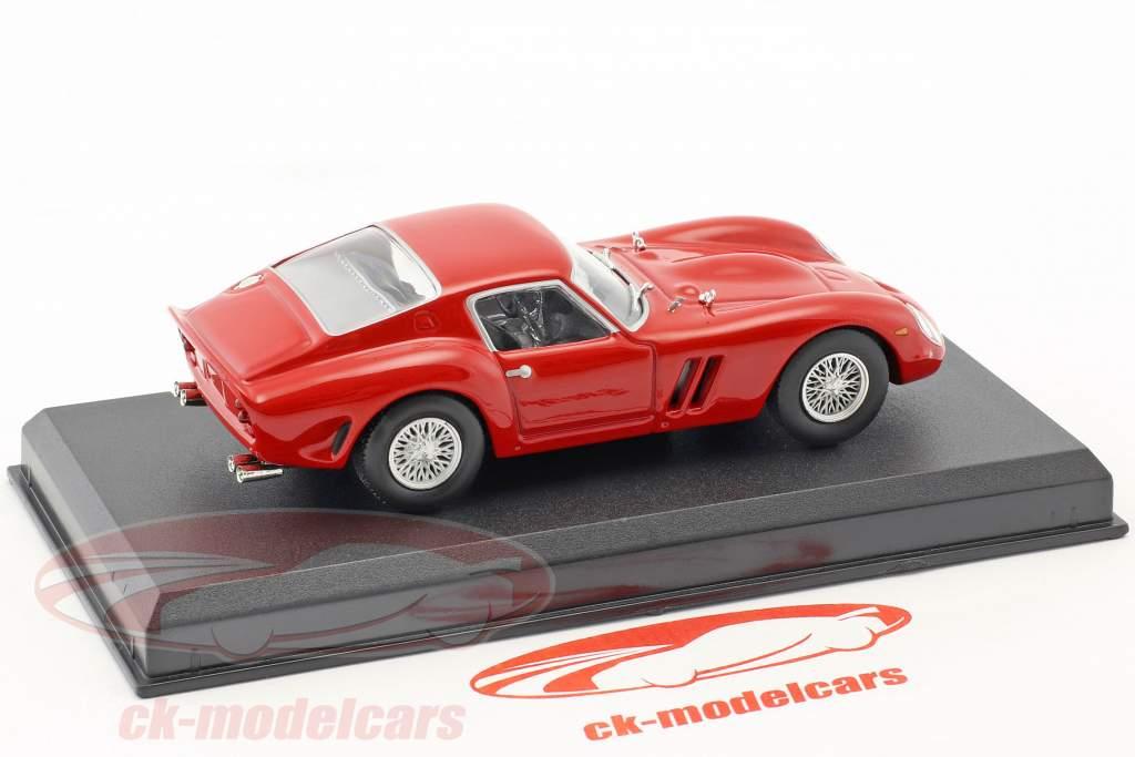 Ferrari 250 GTO year 1962 red 1:43 Altaya