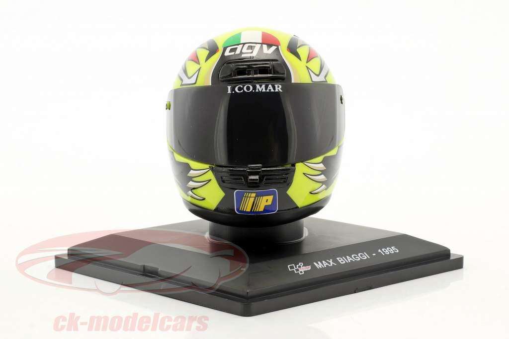 Max Biaggi Weltmeister 250 cm³ 1995 Helm 1:5 Altaya