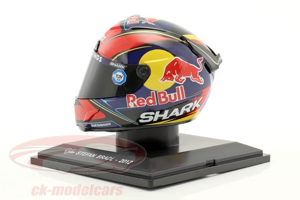 Stefan Bradl MotoGP 2012 helmet 1:5 Altaya