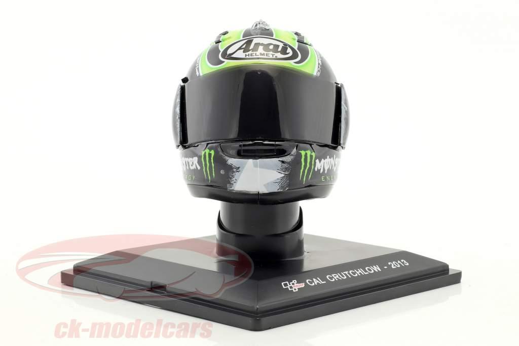 Cal Crutchlow MotoGP 2013 casque 1:5 Altaya