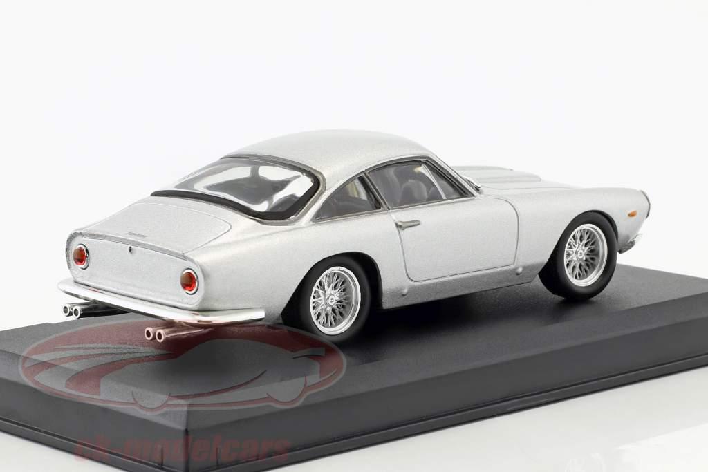 Ferrari 250 GT Berlinetta Lusso silver 1:43 Altaya