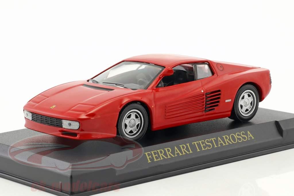 Ferrari Testarossa rot 1:43 Altaya