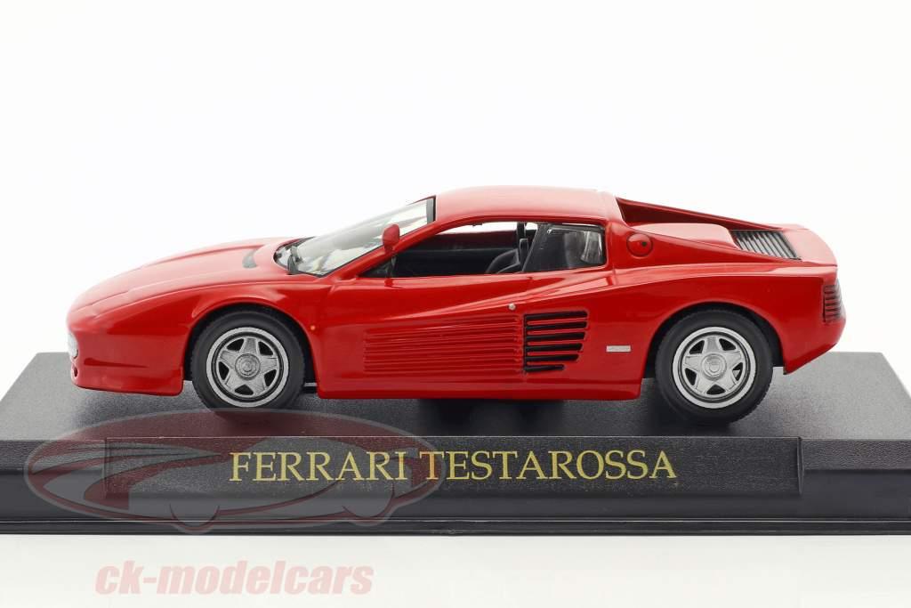Ferrari Testarossa red 1:43 Altaya