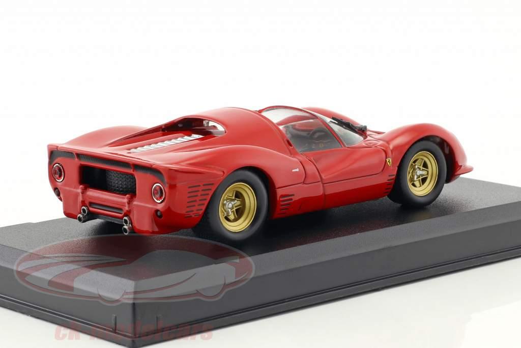 Ferrari 330 P4 rosso 1:43 Altaya
