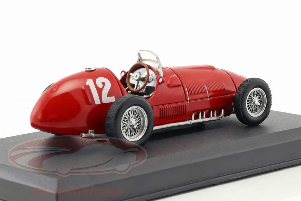 Jose Froilan Gonzalez Ferrari 375 F1 #12 formula 1 1951 1:43 Altaya