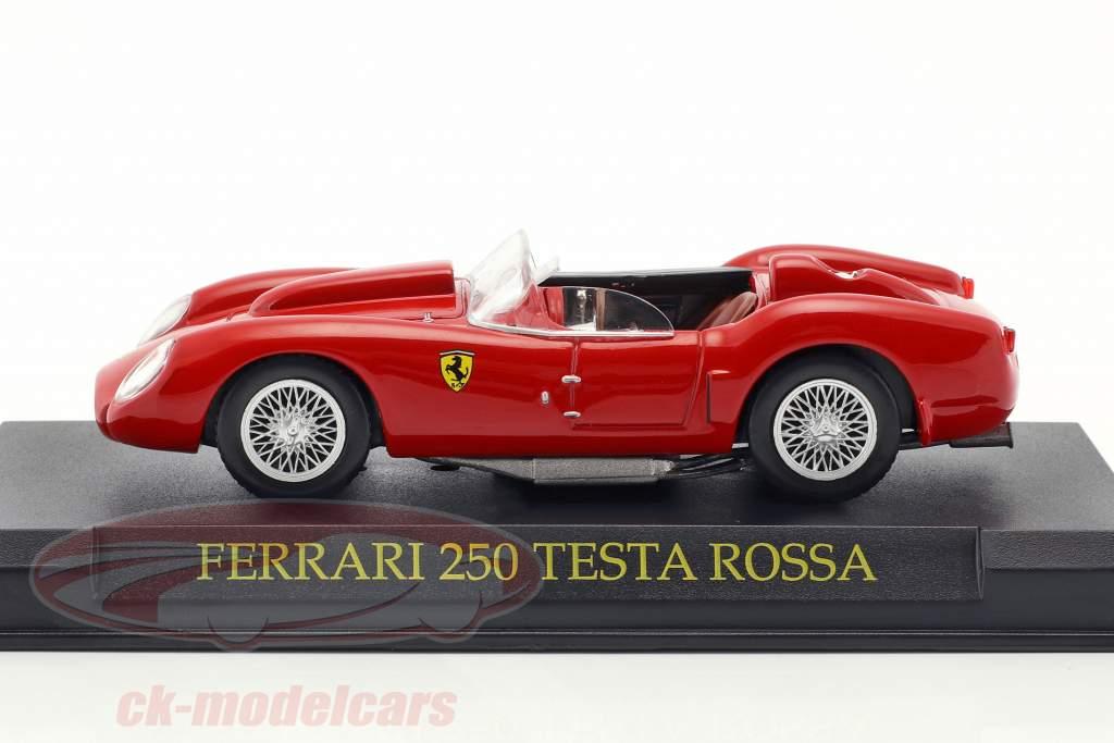 Ferrari 250 Testa Rossa rouge 1:43 Altaya