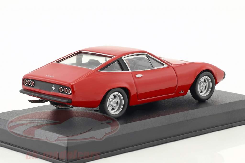 Ferrari 365 GTC/4 rot 1:43 Altaya