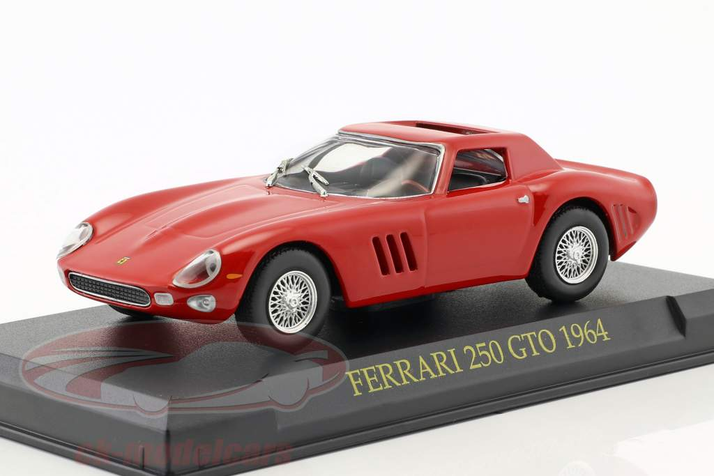 Ferrari 250 GTO year 1964 red 1:43 Altaya